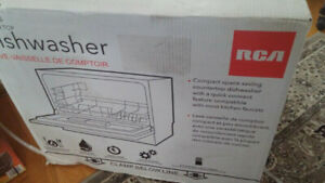 New in Box Portable Dishwasher**********
