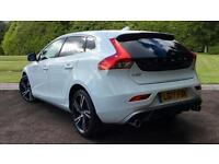 2017 Volvo V40 T2 R-Design Pro w. Winter Pack Manual Petrol Hatchback