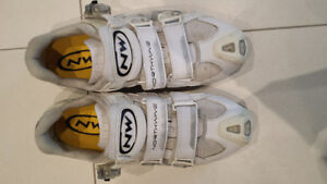 North Wave Carbon Road Cycling Shoes