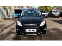 2014 Ford C-MAX 1.0 EcoBoost 125 Zetec 5dr Manual Petrol Estate