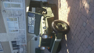 1948 Release army truck