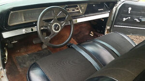 1966 CHEVY IMPALA MUSCLE CAR.. ONLY responding to texts or calls London Ontario image 3