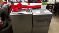 Whirlpool Chrome Washer/Dryer **!!!PRICE REDUCED!!!**