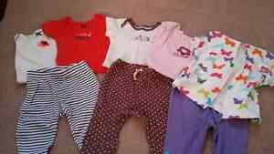 Carters 6 months Outfits