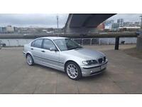 2002 BMW 3 Series 1.8 316i SE 4dr