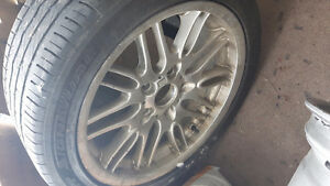 E36 spare rims must go...