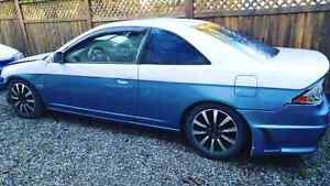 01 honda civic needs some work need it gone asap