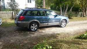 2005 Subaru Outback limited xt Wagon REDUCTED