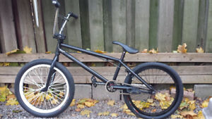 Custom BMX Fit S4 Left Hand Drive