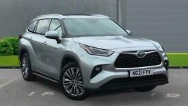 image for 2021 Toyota Highlander 2.5 VVT-i Hybrid Excel 5dr CVT Auto Estate Petrol/Electri