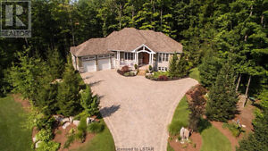 Luxury Home in Bayfield, on Shores of Lake Huron