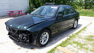 Parting out: 2003 BMW 525ia SUPER LOW milage!!!! 72K!!!