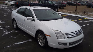 FORD FUSION SEL  2006 LEATHER  SUNROOF EXCELLENT CONDITION Strathcona County Edmonton Area image 2