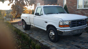 1994 Ford F350 Dually