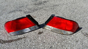 2002 - 2003 Mitsubishi Lancer Tail Lights