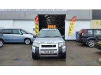 2006 Land Rover Freelander 2.0 TD4 SE Station Wagon 5dr