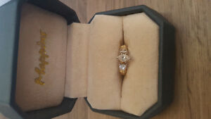 .33 ct diamond engagement ring
