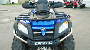**$46 PER WEEK** 800cc V-Twin, 2-UP ATV with POWER STEERING!!