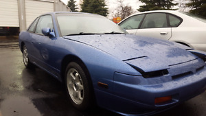 Clean 1989 240sx for trade