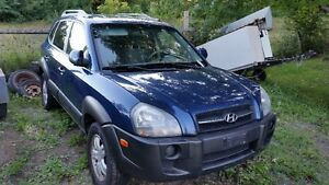 2006 Hyundai Tucson SUV, Crossover AS IS $700 OBO