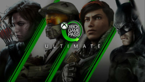 Xbox Ultimate GamePass 1yr w/ Gears 5 + more!