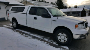 2005 ford f150 4x4 150kms