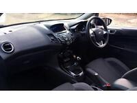 2016 Ford Fiesta 1.0 EcoBoost 125 Zetec S 3dr Manual Petrol Hatchback