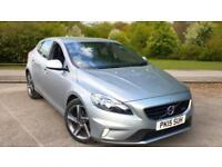 2015 Volvo V40 D2 R DESIGN with Rear Park Ass Manual Diesel Hatchback