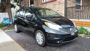 2014 Nissan Versa Note Berline