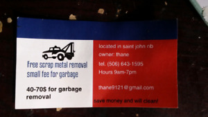 Need something moved or yard clean ?
