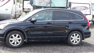 2007 Honda CRV  Equipped to Tow