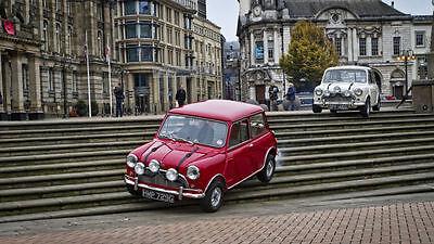 Der Mini Cooper S