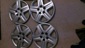 Chevrolet 16inch Hub Caps-5 bolt pattern - $50 for all 4. Prince George British Columbia image 2