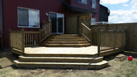 Durable Decks and Fences