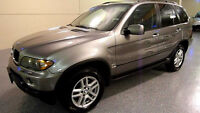 "★★★ (4) OEM BMW X5 / 17"" RIMS & ALL SEASONS - 85% TREAD"