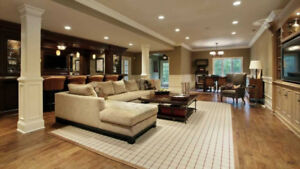 General Contracting Services and Renovations 25% Off summer deal