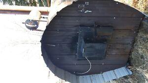 Wood Fired Boiler, Approx 350,000 BTU/Hr Output, $1100 obo