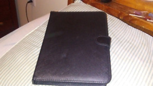 Black case with keyboard for android (8 inches)