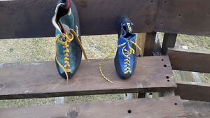 Climbing shoes - almost new