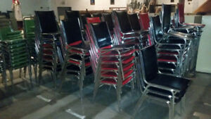 Used Banquet Tables and Chairs