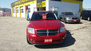 2010 Dodge Caliber SXT Hatch   $4997 + Taxes    Ph. 204-339-1585