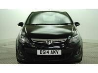 2014 Vauxhall Corsa LIMITED EDITION CDTI ECOFLEX Diesel black Manual