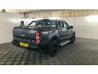 2018 FORD RANGER WILDTRAK TDCI 200 4X4 DOUBLE CAB WITH ROLL'N'LOCK TOP (15221)