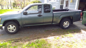 2006 GMC Canyon 5Cyl
