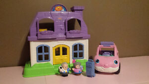 Fisher Price Little People Sets/Lot London Ontario image 3
