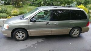Handicap Van - 2005 Freestar Limited Edition - One Owner