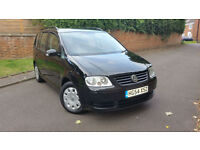 2004 54 Volkswagen Touran 1.9TDI (7seater) SE ONLY +++1 OWNER FROM NEW+++