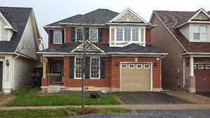 DETACHED HOUSE FOR RENT  ( DERRY AND JAMES SNOW PARKWAY)