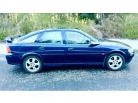 Vauxhall Vectra SXI 1.8, One Years MOT, Cheap Car