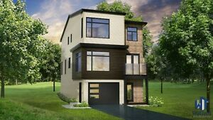 Modern New Construction Home in Beautiful Long Lake!